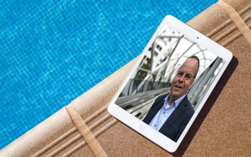 'Online on demand services door Tony de Bree'