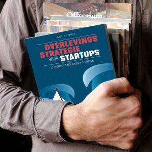 'Corona en het echte probleem van veel oprichters van startups' door Tony de Bree