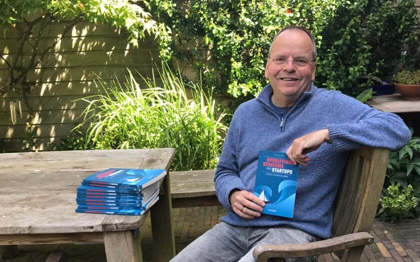 'Masterclass 'Je eigen bedrijf starten tijdens Corona' bij de Haagse Hogeschool' door Tony de Bree