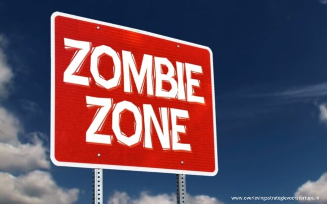 'Miljoenen zombiebanen in Europa'door Tony de Bree