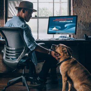 'Overleven voor ondernemers: 5 tips voor thuiswerken' door Tony de Bree