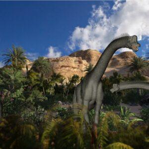 Groeien zonder te groeien - Dinosaurier (video)