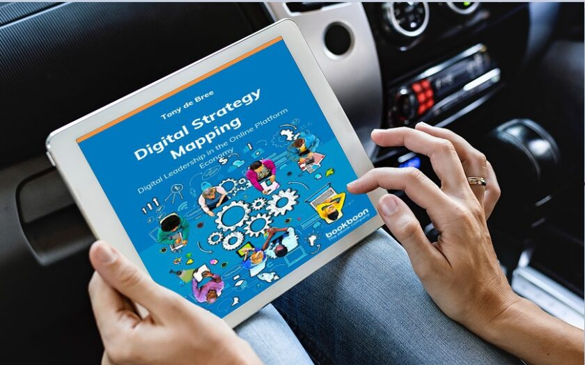Wat is digital blue ocean strategy? - door Tony de Bree